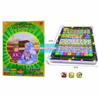 Mainan Edukasi Playpad Anak Muslim Perempuan Laki Murah Baru Original