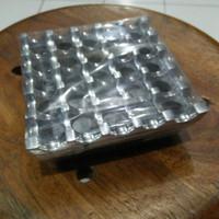 pajangan asbak net Taro kotak