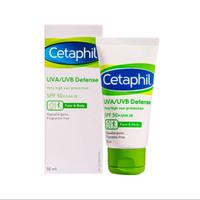 Cetaphil UVA / UVB defense Very High Sun Protection SPF50 50 g