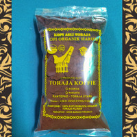 Robusta kopi Toraja asli 500 gr