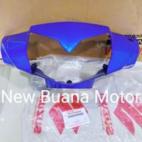 Batok Lampu Depan Shogun 125 FL Kopling Marine Blue