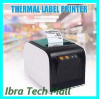 GPRINTER Thermal Label Printer Retail GP3100TU Black with White Si