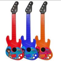 Mainan Gitar anak pelastik