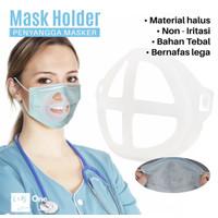 Penyangga Masker / Penyangga Masker 3D / Mask Bracket Support 3D