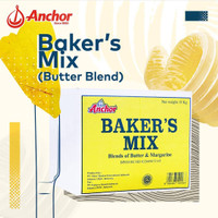 Anchor Bakers Mix - butter blending margarine