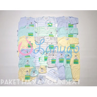 Paket LIBBY Newborn MOTIF Terbaru (31 pcs) / Paket Baju Bayi