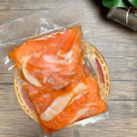 salmon belly frozen 500gr