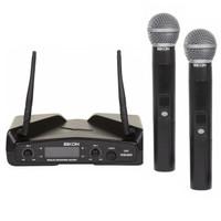 Proel EIKON WM300DM - Multi Channel Wireless Two Handheld Mic