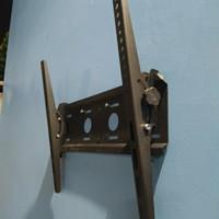 Bracket TV 40 - 77 inch fleksible up and down bahan tebal dan kuat