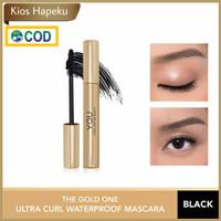 Kosmetik You Ultra Curl Waterproof Black Mascara/Mascara Bulu Mata