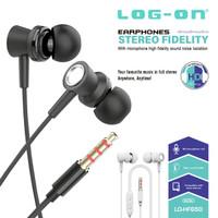 HEADSET - HF - HANDSFREE LOGON LO-HF650 STEREO FIDELITY