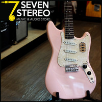 Squier Paranormal Series Cyclone II Telecaster Shell Pink