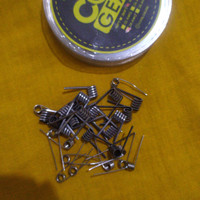 fused clapton+coil gear