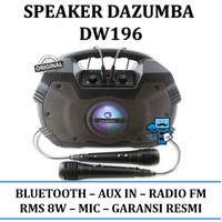 Speaker Dazumba DW-196 / DW 196 Bluetooth, Aux In, RadioFm
