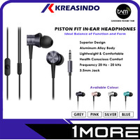 1More Piston Fit In Ear Headphones Earphones Garansi Resmi Tam