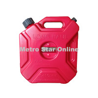 Jerigen Plastik 5 liter cocok untuk cadangan Bensin Motor