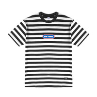 SKYMO APPAREL | TSHIRT PORTO BLACK