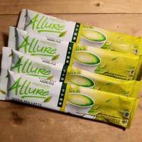 SGS Espreciello Allure Green Tea Latte kopi