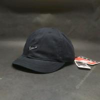 Topi Nike Pad Pendek Import Black