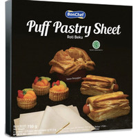 BonChef Puff Pastry Sheet 750gr