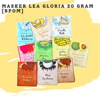 Best Seller Masker Organik By Lea Gloria