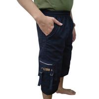 KAYSER Lebond Celana Panjang Cargo katun Pangsi Sirwal