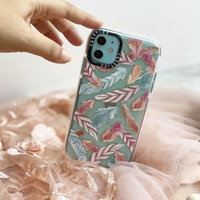 Feathers Case iPhone 7+/8+/X/Xs/Xs Max/Xr/11/11 Pro/11 Pro Max