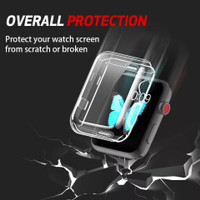 Full 3D Soft Case Apple Watch Iwatch 3 4 5 6 Iwo Fundo Pro 44 44mm