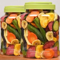 Snack Sayuran dan buah kering 500Gr