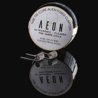 AEON Alien Fused Clapton Nichrome 80 - Prebuilt Coil Vape