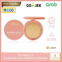 Kosmetik You The Simplicity Flawless Skin Compact Powder
