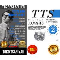 Buku TTS Pilihan Kompas Jilid 2 Teka Teki Silang Kuis Hiburan Quiz