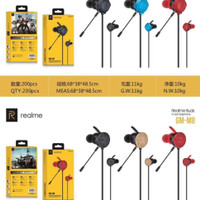 Realme buds LIVE SOUND headset with mic Microphone Audio Game Headset