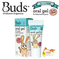 Jual Buds Organic - Oral gel 30ml (0-12m) Limited