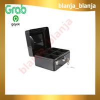 Brankas Money Box Uang Cash Hitam BL02