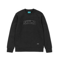 SKYMO APPAREL | KNOWLEDGE BLACK ON BLACK