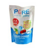 PURE BABY Liquid Cleanser Refill 450 ml