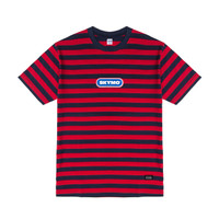 SKYMO APPAREL | TSHIRT PORTO RED