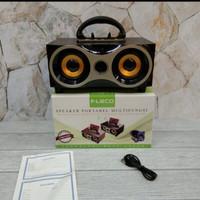 Speaker Bluetooth Fleco F-6/Speaker Jadul Klasik Fleco F-6