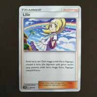 Lilie Trainer (Supporter) TCG Pokémon (IND)