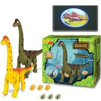 Mainan Anak Dinosaurus Brachiosaurus Dino Telur