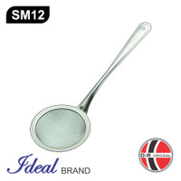 IDEAL SM12 Saringan Minyak / Lemak / Teh / Kopi Diameter 10Cm