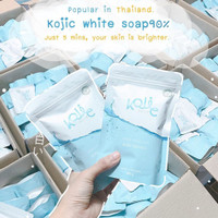 Kojic Soap 100% ORIGINAL Thailand Free Jaring | Sabun Kojic