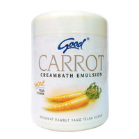 GOOD CREAMBATH 3 IN 1 CARROT 24x680gr ( 1 Karton )