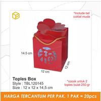 TBL120145   box CNY. edisi imlek. box toples. kotak kue.