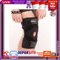 AOLIKES 618 Knee Pad Protector Knee Support Deker Pelindung Lutut