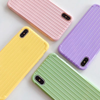 FOR REALME C11, C12, C15 - KOPER TRAVEL LUGGAGE CANDY CASE CASING