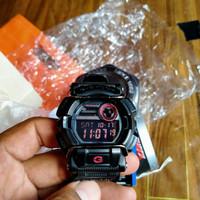 Jam Tangan Casio G-Shock Type GD 400 Black Red