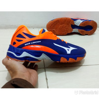 Sepatu Voli Mizuno Wave Lightning Z 2 sepatu volly volley pria wanita