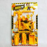 Mainan Truk Konstruksi Truk Alat Berat Truk Molen